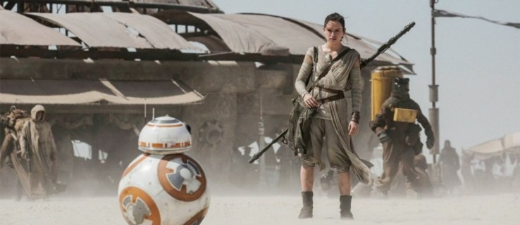 Now BB-8 can watch Star Wars: The Force Awakens with you