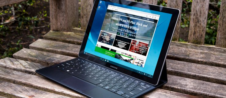 Samsung Galaxy TabPro S review: Super screen, but it's no Surface Pro