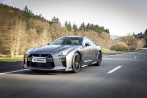 The 2017 Nissan GT-R is an absolute monster