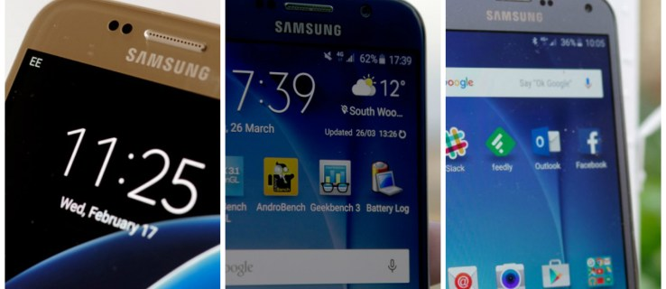 Samsung Galaxy S7 vs Samsung Galaxy S6 vs Samsung Galaxy S5: Should you upgrade to Samsung's new flagship smartphone?