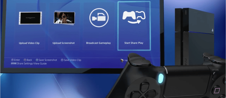 How to use Share Play on a PS4