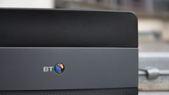 BT Smart Hub close up