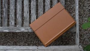 Huawei MateBook in folio case