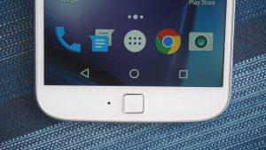 Motorola Moto G4 Plus review: Square fingerprint reader