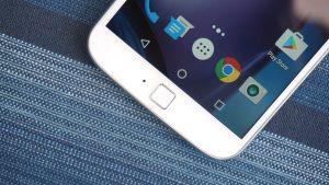 Motorola Moto G4 Plus review: fingerprint reader