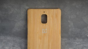 OnePlus 3 official case - bamboo