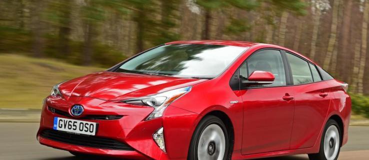 Toyota Prius review (2016): Superb hybrid tech let down by a below-par interior