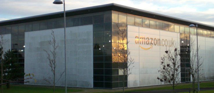 Amazon now has a shop window dedicated to Kickstarter products