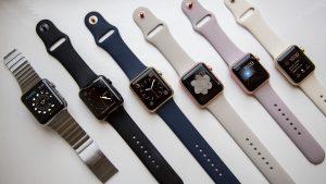 Apple Watch different straps