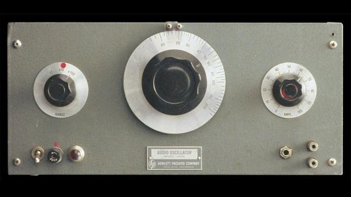 hp-model-200b-audio-oscillator