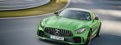 Mercedes AMG GT R: 7 reasons this crazy Benz could be the ultimate supercar