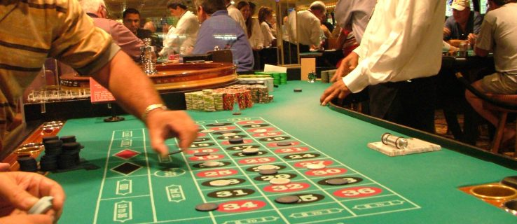 Gambling is not a uniquely human quality