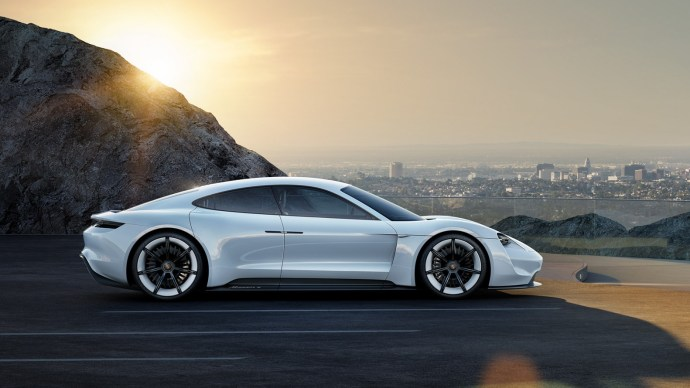 Porsche Mission E: The €1bn race to build the electric supercar has begun