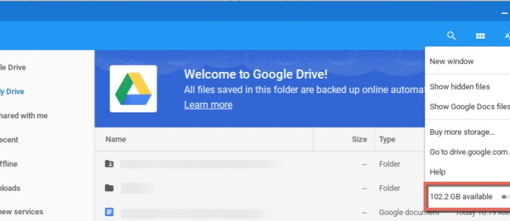 How To Free Up Google Drive Space