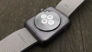 Apple Watch Series 2 rear view