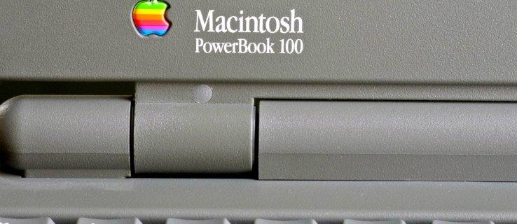 Comprar acciones de Apple en lugar de un PowerBook 100 lo habría hecho $ 158,243 más rico