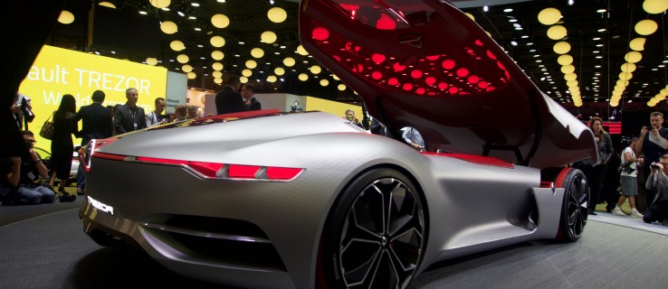 Paris Motor Show 2016 roundup: The best tech, cars and concepts