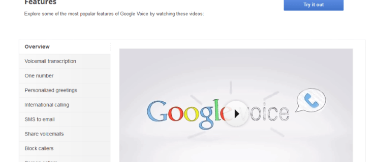How to Create a Google Voice Number