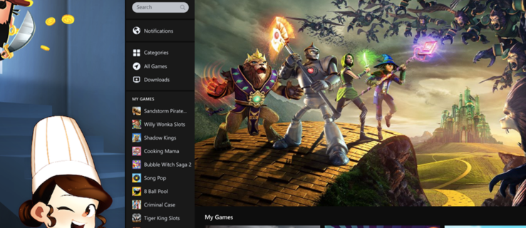 Gameroom is Facebook's social-gaming answer to Steam