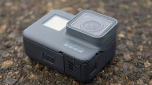 GoPro Hero 5 protruding lens