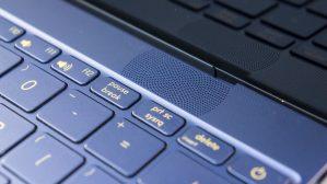 Asus ZenBook 3: Loudspeaker