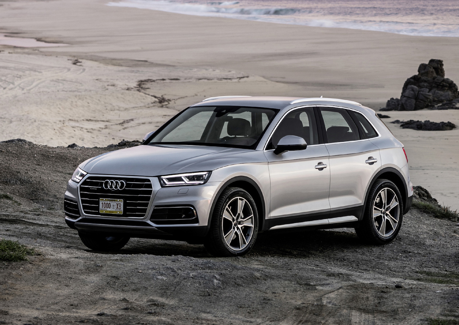 New Audi Q5 (2017) review: A small SUV that's big on tech