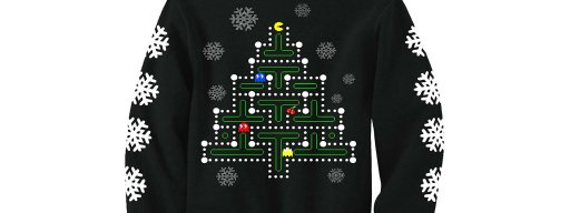 best_christmas_jumpers_2016_-_pac_man
