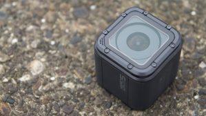 GoPro Hero5 Session review lens
