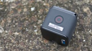 GoPro Hero5 Session review top
