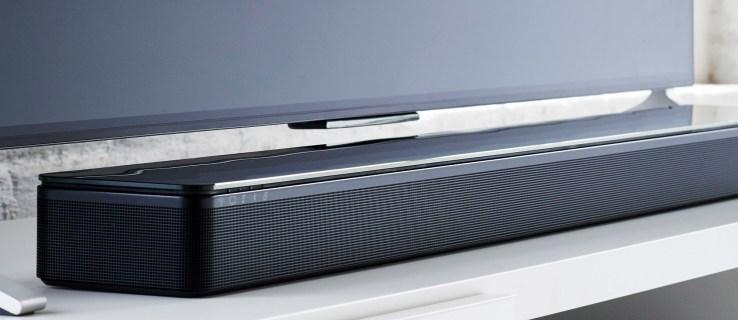 Bose SoundTouch 300 review: A slick soundbar that should sound better