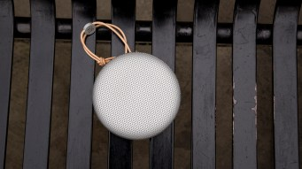 B&O Play Beoplay A1 from above