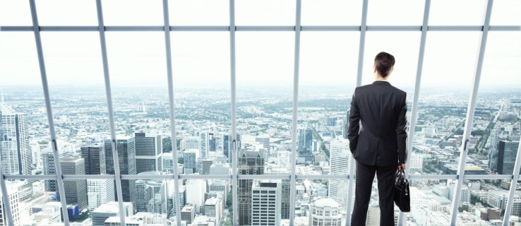Middle-aged, male and in tech? You're probably a CIO