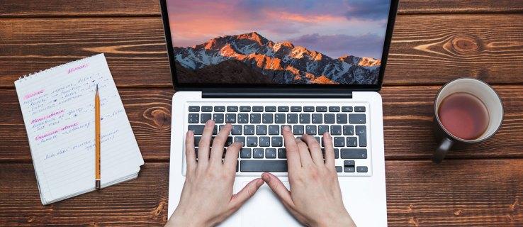 macbook keyboard typing