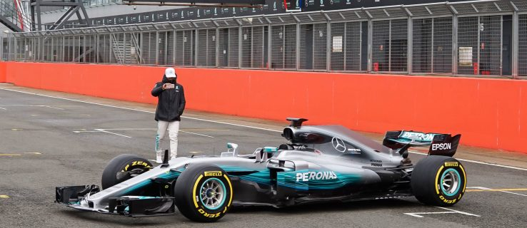 Mercedes unveils the AMG F1 W08 EQ+: Will this car dominate Formula One in 2017?