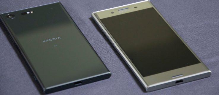 Sony Xperia XZ Premium review (hands on): Sony's 4K phone returns