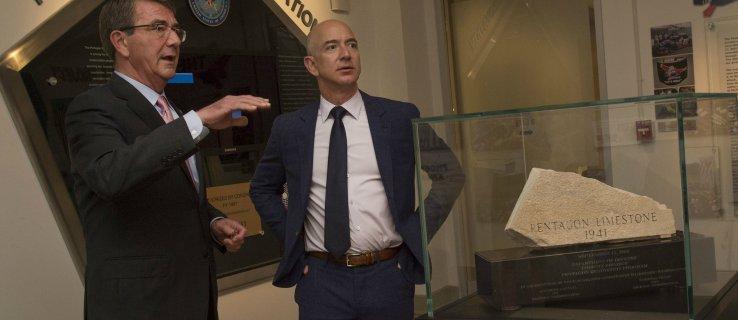 Parpadea y te lo perdiste: Jeff Bezos fue brevemente el hombre más rico del mundo