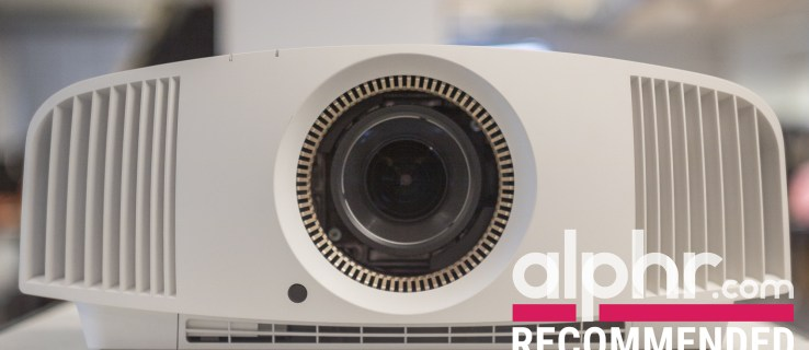 Sony VPL-VW550ES review: The best 4K projector 9-grand can buy