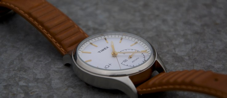 Timex IQ+ Move review: Step-tracking with flair (but not much else)