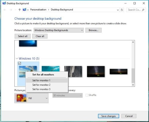How to set a picture on your lock screen in Windows 103