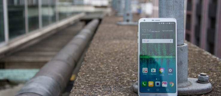 LG G6 review: LG's former flagship is about to be usurped by the LG G7