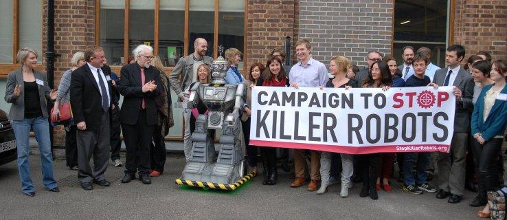 "Elon Musk and 115 robotics experts pen letter to the UN ""raising the alarm"" on killer robots"