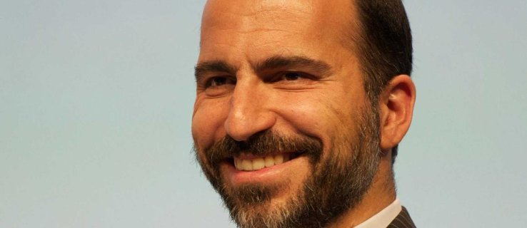 Uber contrata al exjefe de Expedia, Dara Khosrowshahi, como nuevo CEO