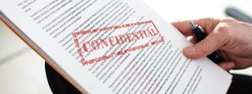 document watermark