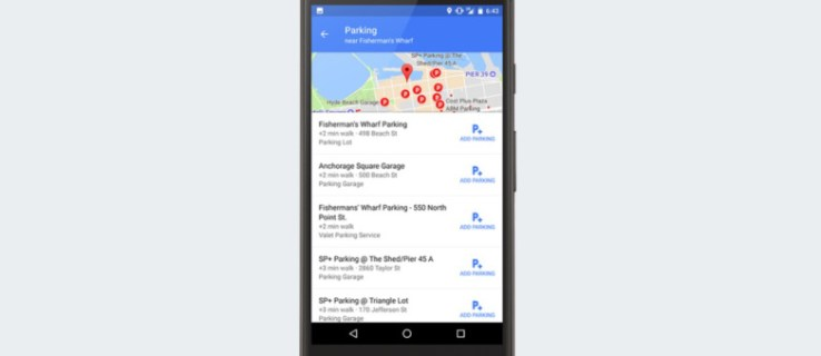 Google Maps can now help you find a parking space