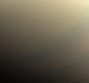 Saturn clouds