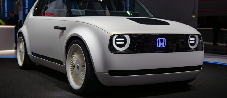 This Honda Urban EV Concept should be everyone's favourite electric car