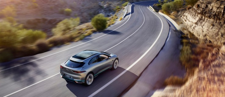 No, Jaguar Land Rover isn't going all-electric by 2020, but it is trying to clean up its act