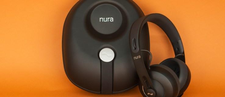 Nuraphone's super clever adaptive headphones now have active noise cancellation