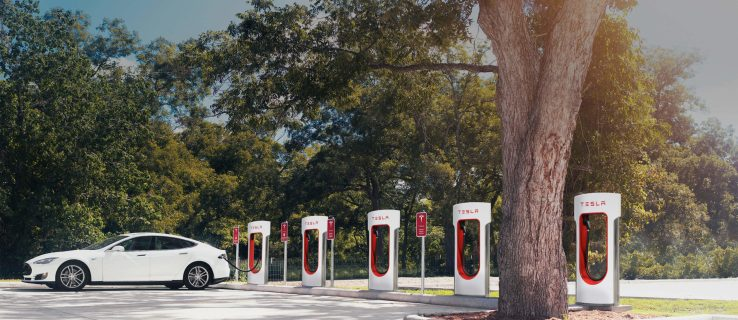 Tesla is building the biggest Supercharger station EVER in China