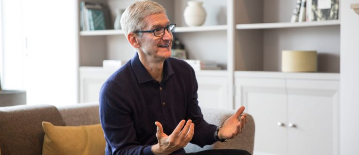 Tim Cook: If we don't get more women in STEM,